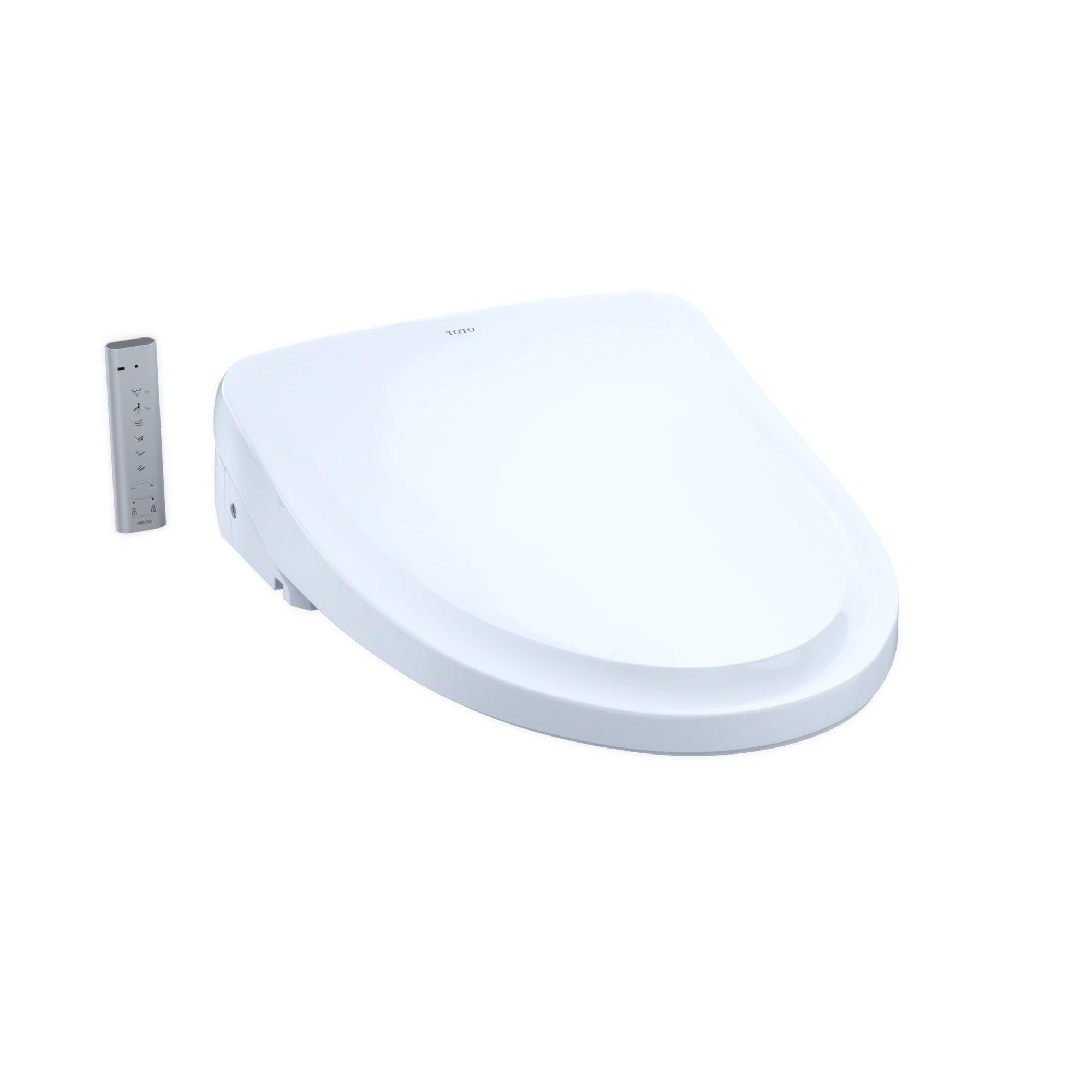 TOTO Sw3044 Washlet S500e Elongated Bidet Toilet Seat With Ewater ...