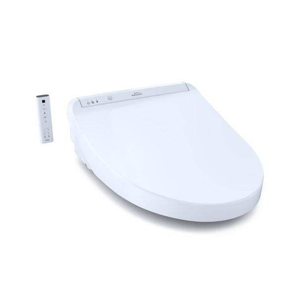 Shop TOTO® K300 WASHLET® Elongated Bidet Toilet Seat with ...