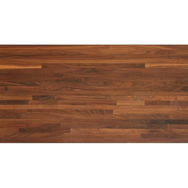"""Forever Joint Walnut 1-1/2"""" X 18"""" x 72"""" Butcher Block Top"""
