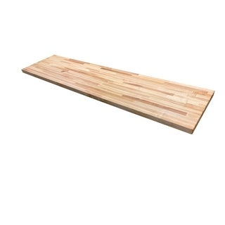 """Forever Joint Hard Maple 1-1/2"""" X 18"""" x 72"""" Butcher Block Top"""