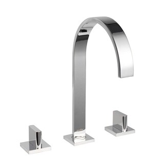 Maykke SoHo 8 Inch Widespread Lavatory Faucet with 2-Handles, Oil-Rubbed Bronze