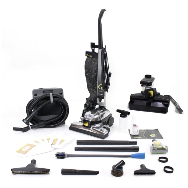 Reconditioned Kirby G6 Vacuum Loaded With New Gv Tools Shampooer Turbo Brush Bags 5