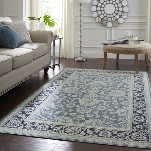 Mohawk Home Heirloom Tuo Area Rug (7'6x10')