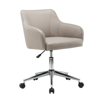 Urban Designs Beige Comfy and Classy Home Office Chair