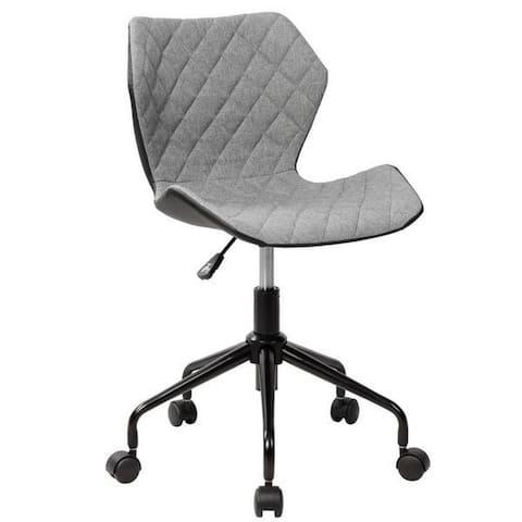 Urban Designs Deluxe Modern Office Armless Task Chair - N/A