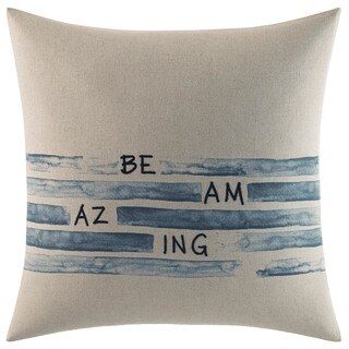 Ellen DeGeneres Nomad Be Amazing Throw Pillow