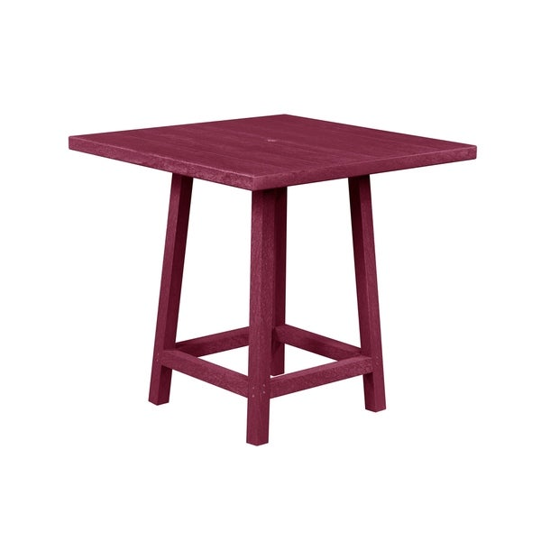 Shop captiva casual 40 square pub table with 40 legs free captiva casual 40 square pub table with 40 legs watchthetrailerfo