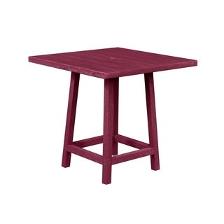 "Captiva Casual 40"" Square Pub Table with 40"" Legs"