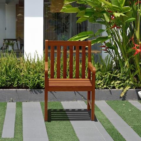 Amazonia Milano Patio Armchair - 1 Piece
