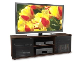 """CorLiving Fiji TV Bench in Urban Maple, for TVs up to 64"""""""