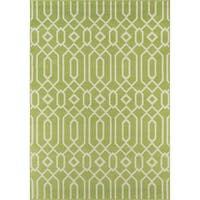 Clay Alder Home Honomuni Green Indoor/ Outdoor Area Rug - 5'3 x 7'6