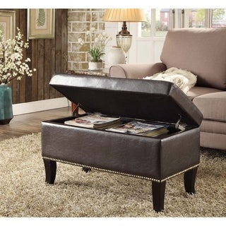 Clay Alder Home Logan Winslow Storage Ottoman