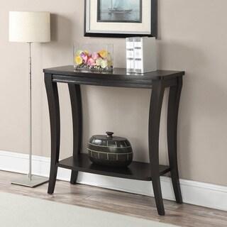 Copper Grove Monbretia Console Table with Shelf