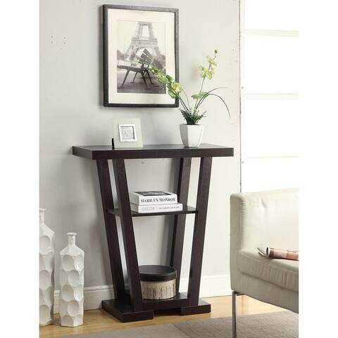 Copper Grove Monbretia Wood Console Table