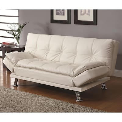White Futons Online At