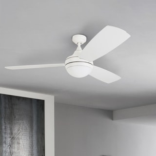 Link to Porch & Den Nebeker 52-inch LED Ceiling Fan with Remote Control Similar Items in Ceiling Fans