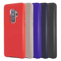 Samsung Galaxy S9 Plus Simplemade Liquid Silicone Back Cover Case