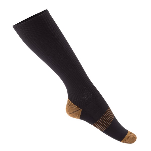 5361f46132888 Shop Copper Compression Socks- Therapeutic Stocking by Bluestone ...