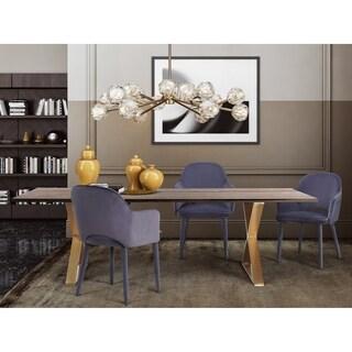 Orion Grey Dining Set