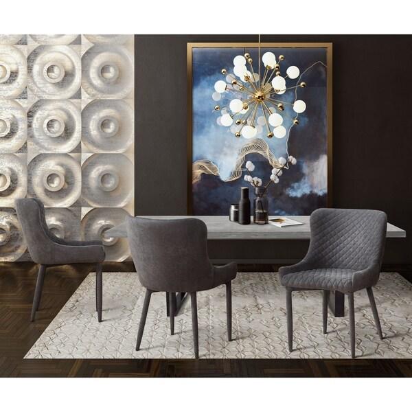 Draco Grey Dining Set