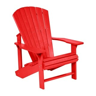 C.R. Plastics Generation Adirondack Chair (More options available)