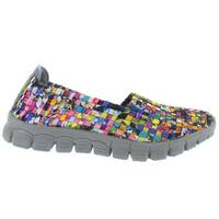Zee Alexis Women's Stella Woven Slip On Shoe Mosaic