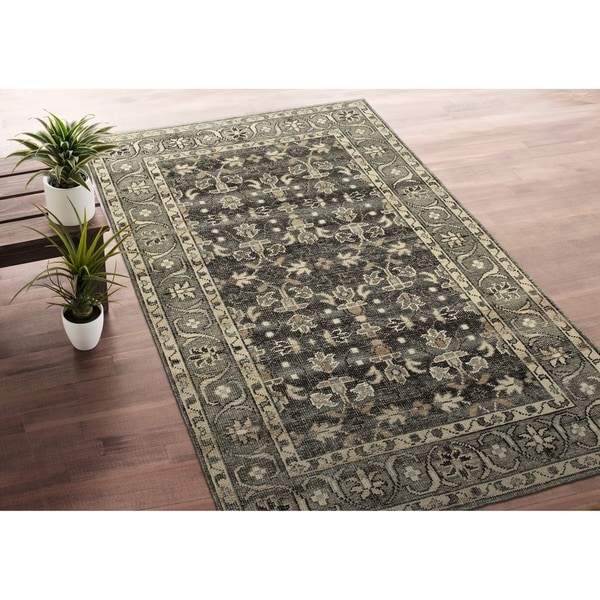 ay Home Zion Charcoal/ Grey Wool Handmade Area Rug (8' x 10 ... Charcoal Homes Design Html on cyclone design homes, yellow design homes, brick design homes, oak design homes, glass design homes, royal design homes, natural design homes, stone design homes,