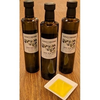 Virgin Olive Oil, 3 x 500 ml, California