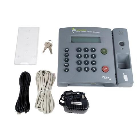 Total Pass Small Business Premium Biometric Time Clock