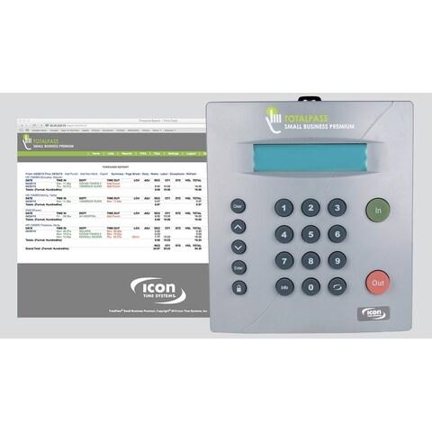 TotalPass Small Business Premium Proximity Time Clock