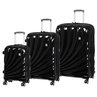it luggage Pagoda 3-Piece Hardside Expandable Spinner Luggage Set