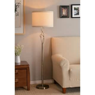 Antique Floor Lamps For Less   Overstock.com