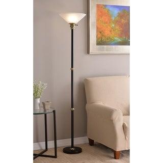 "Gabriel 72"" Floor Lamp - Oil Rubbed Bronze"