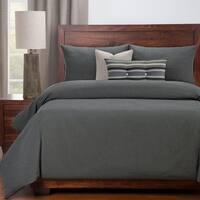 Revolution Plus Everlast Slate 6 Piece Luxury Stain Resistant Duvet Set