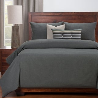 Revolution Plus Everlast Slate 6 Piece Luxury Stain Resistant Duvet Set