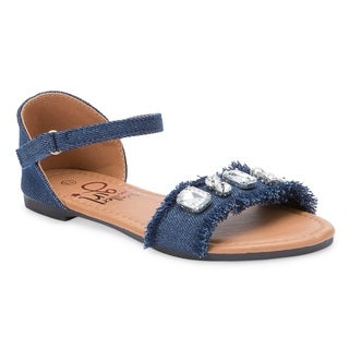 Olivia Miller Girls Chantilly Sandals (More options available)