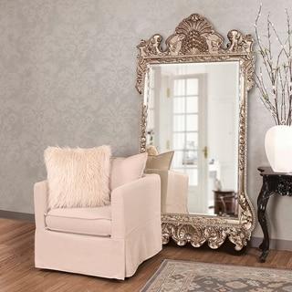 Marquette Mirror - Silver - A/N