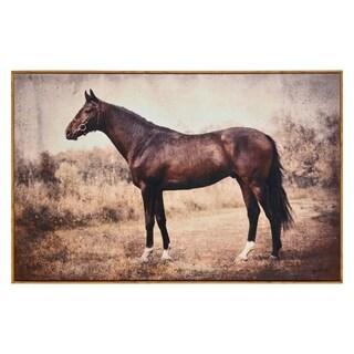 Copper Grove Rectangular Canvas Painting