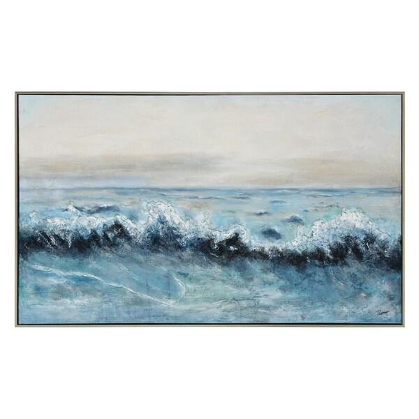Renwil Manolin Rectangular Canvas Painting