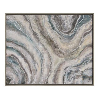 Renwil Flow Rectangular Canvas Painting