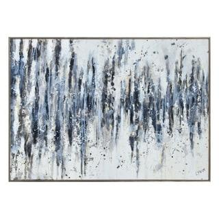 Porch & Den 'Nettuno' Rectangular Canvas Painting