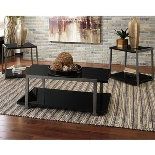 Rollynx Contemporary 3-Piece Table Set