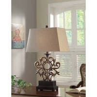 Addison Antique Cast Iron 28.25-inch Table Lamp