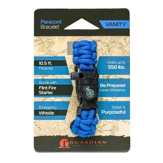 Guardian Paracord Bracelet (Vanity) - Case of 36