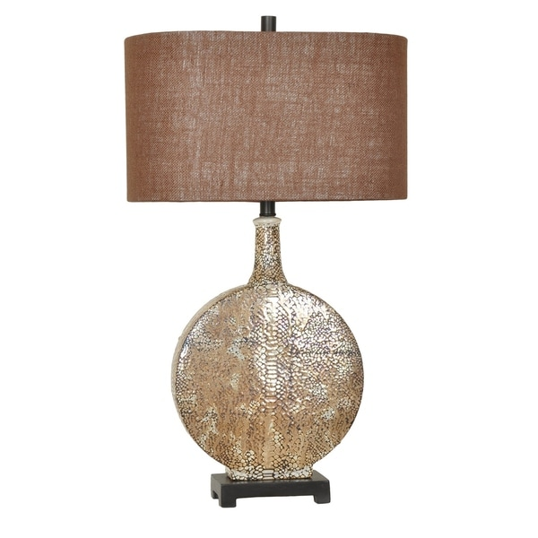 Norris Rustic Ceramic 31-inch Table Lamp