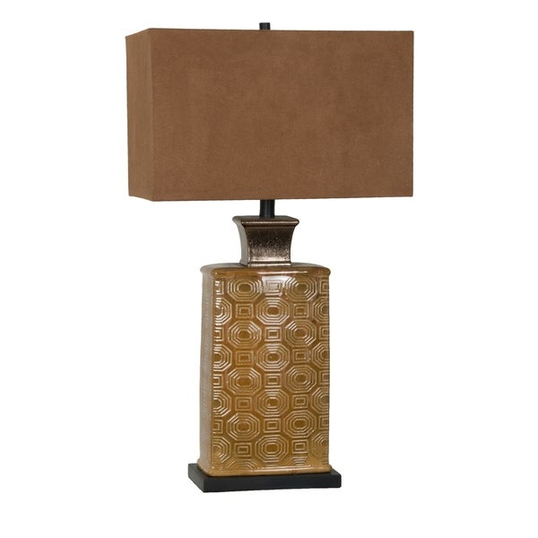 Reserve Caramel 30-inch Table Lamp