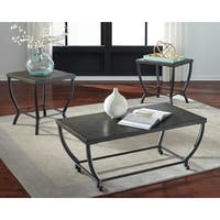 Champori Contemporary 3-Piece Table Set