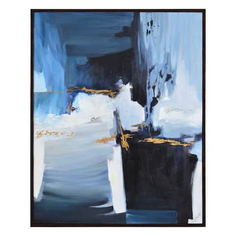 Renwil Domain Rectangular Canvas Painting