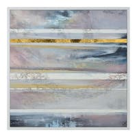 Renwil Skywrite Square Canvas Painting