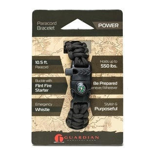 Guardian Paracord Bracelet (Power) - Case of 36
